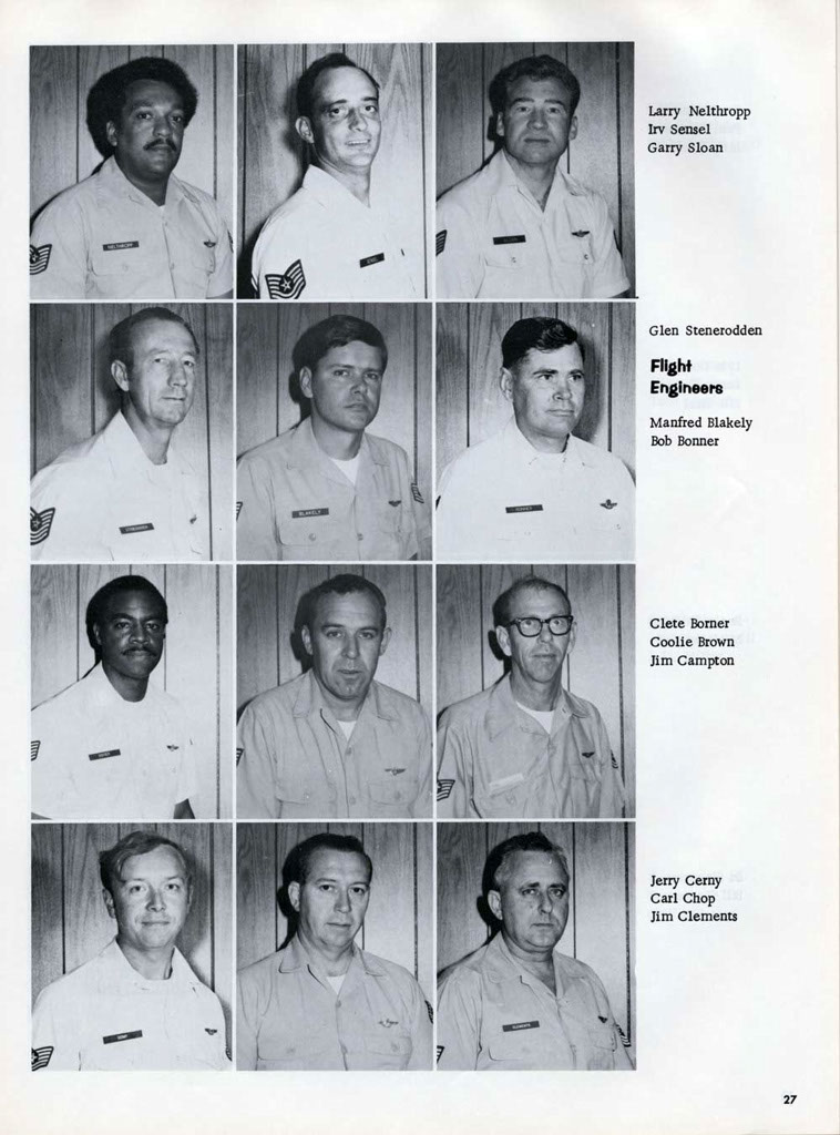 8th mas yearbook 1973